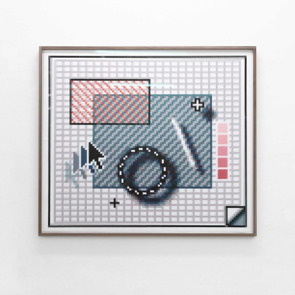 Arno Beck - Woodprint - Falko Alexander gallery | Cologne