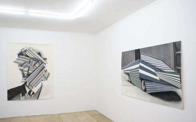 Bas Louter: Teflon/ll - Installation view