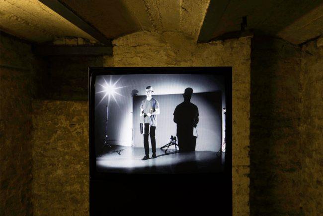 Kilian Kretschmer: Rest - Videoperformance, 2017