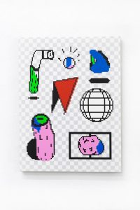 Arno Beck Pixel Paintings
