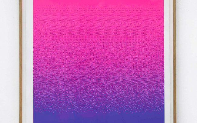 Arno Beck Silkprint