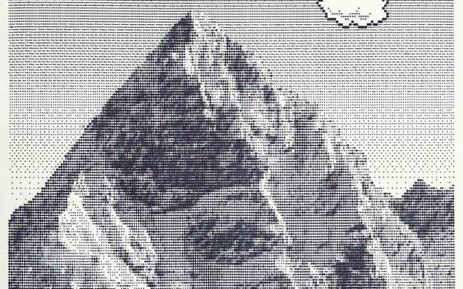Arno Beck Mountain Snow