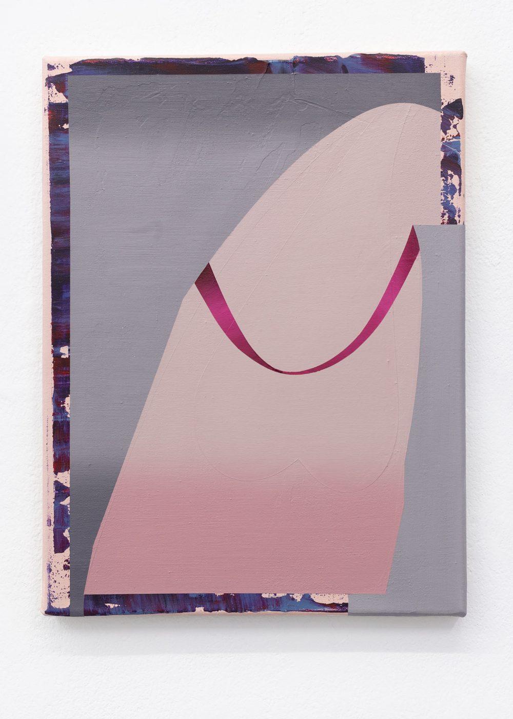 Anna Nero - Paintings - Öl und Acryl auf Leinwand - Galerie Falko Alexander