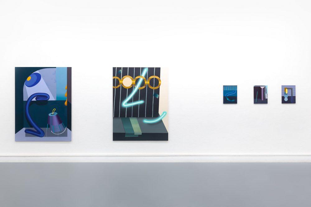 Anna Nero - Installation view - Falko Alexander