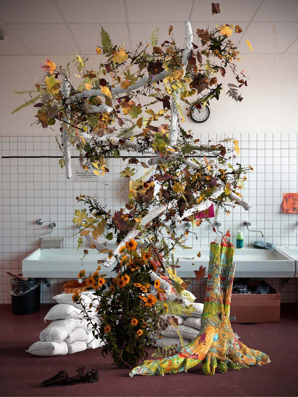 Tim Berresheim - Galerie Falko Alexander gallery - Störgrösse