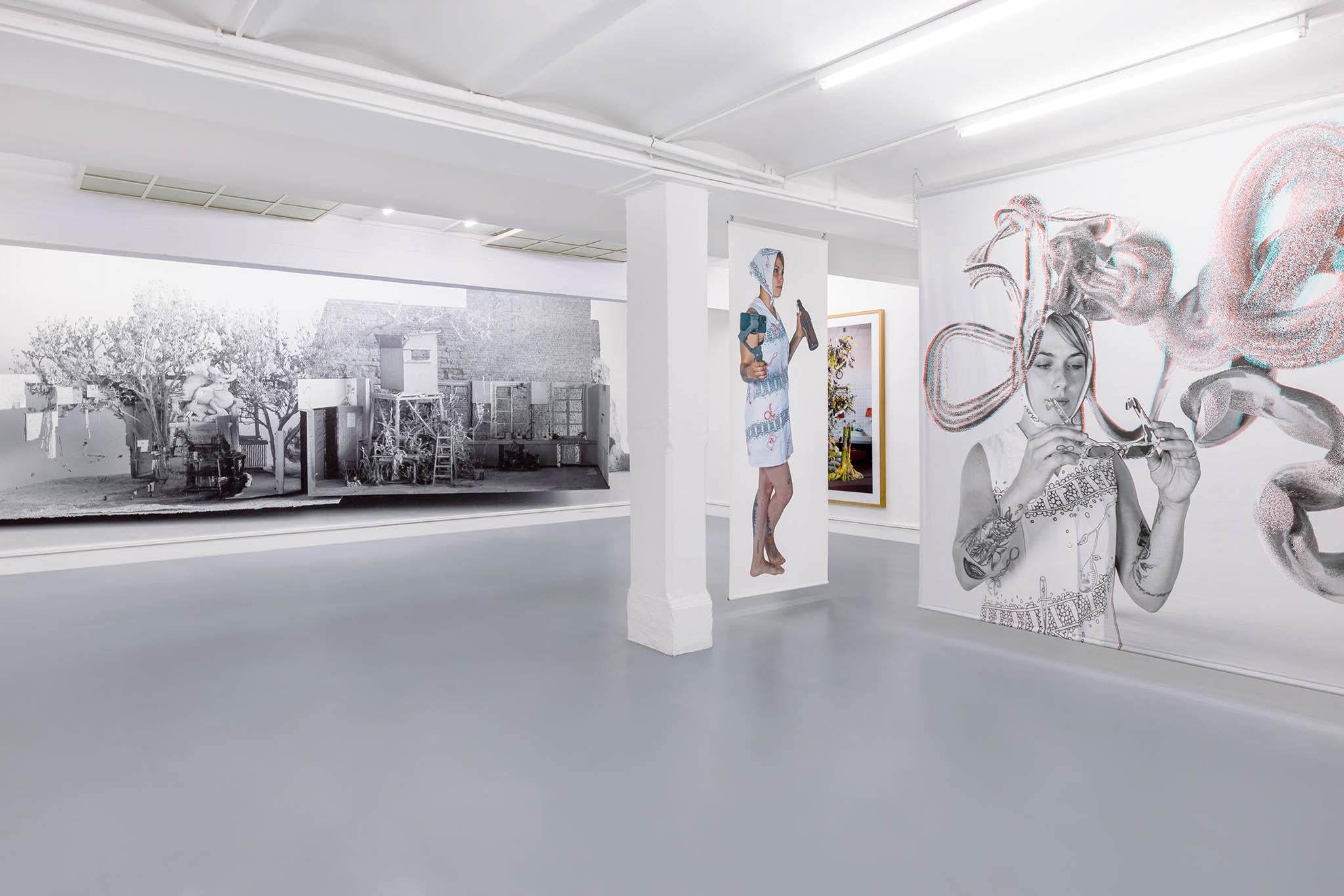 Tim Berresheim | Installation view | Falko Alexander gallery