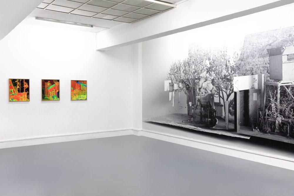 Tim Berresheim | Aus alter Wurzel neue Kraft | Falko Alexander gallery