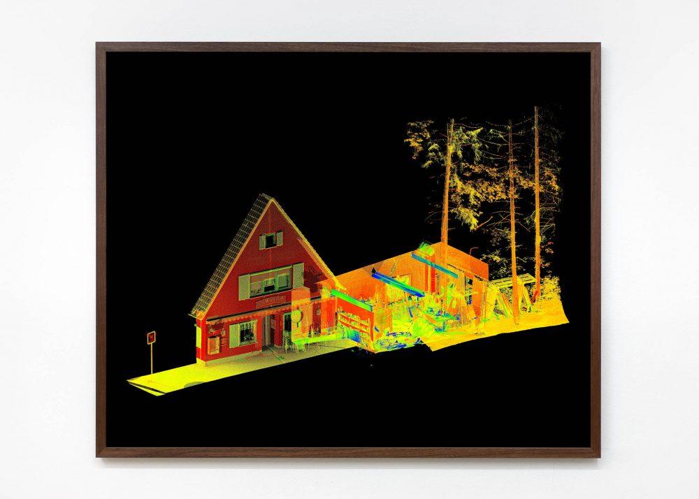 Tim Berresheim | Laser Scan | Falko Alexander gallery